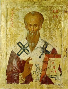 Saint-clement-of-alexandria icon