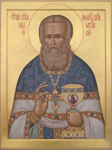 St-John-of-Kronstadt.Contemporary-Icon.